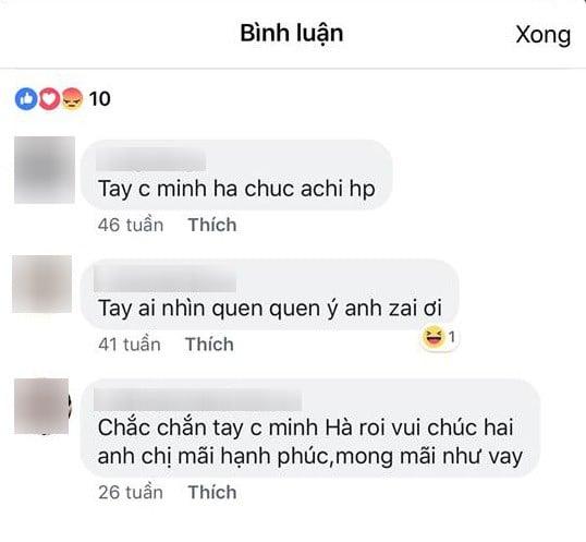 Cư dân mạng tìm ra bằng chứng tố Chí Nhân bí mật hẹn hò MC Minh Hà 4