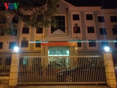 Chuyên viên HĐND tỉnh Điện Biên chết trong tư thế treo cổ ở cơ quan 1