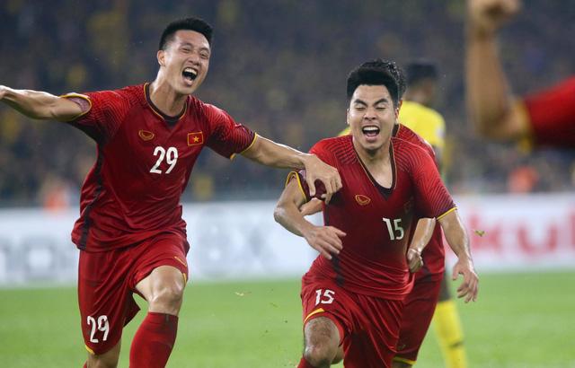 Đội hình tuyển Việt Nam trong trận chung kết lượt về với Malaysia có thay đổi ? 1