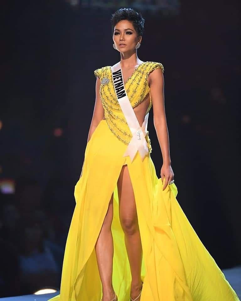 H'Hen Niê nổi bật nhất trong đêm bán kết Hoa hậu Hoàn vũ Thế giới 2018, khán giản vỗ tay rầm rầm 2