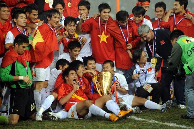 Nhà vô địch AFF Cup 2008: Malaysia chỉ là hiện tượng, Việt Nam sẽ thắng 2-0 2
