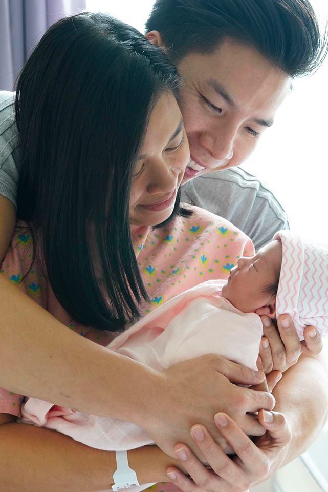 Hình ảnh Cảm động trước tâm thư Quốc Nghiệp viết xin lỗi con gái vừa chào đời được 4 ngày số 2