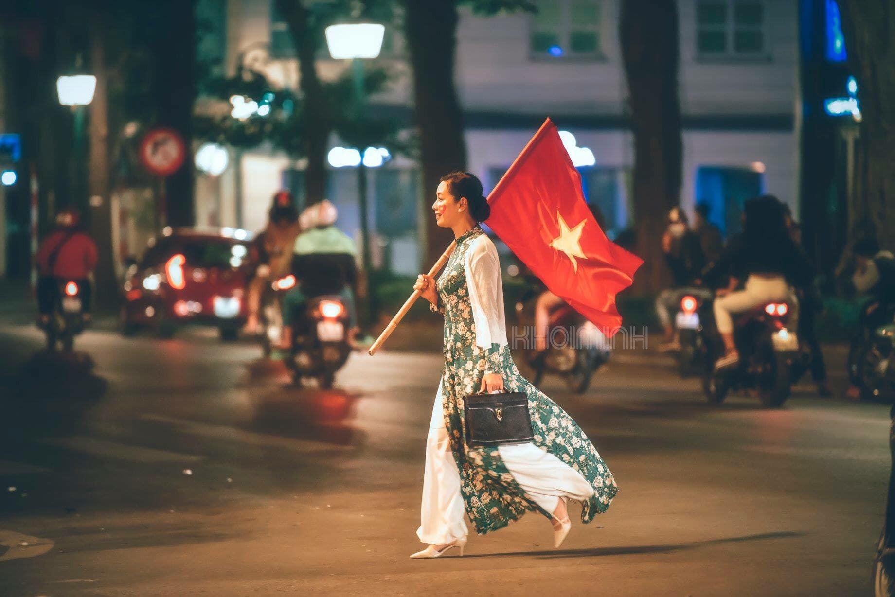 AFF Cup 2018: Những khoảnh khắc đẹp nhất còn mãi trong lòng CĐV Việt 2