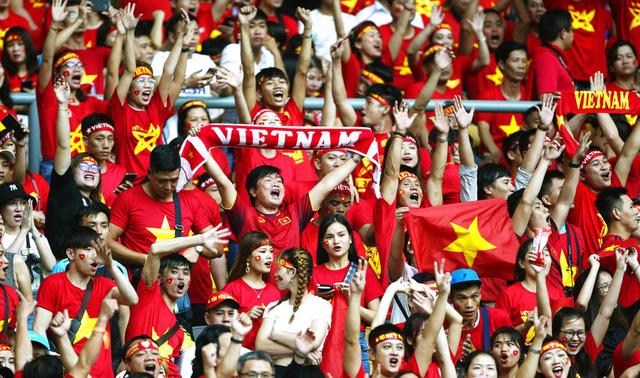 AFF Cup 2018: Những khoảnh khắc đẹp nhất còn mãi trong lòng CĐV Việt 5
