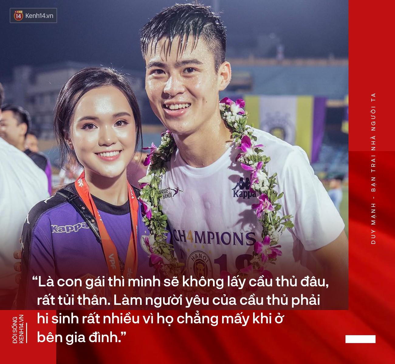 'Bạn trai nhà người ta' Duy Mạnh: Chiến thắng, vinh quang hay mọi điều tốt đẹp nhất đều dành tặng bạn gái 2