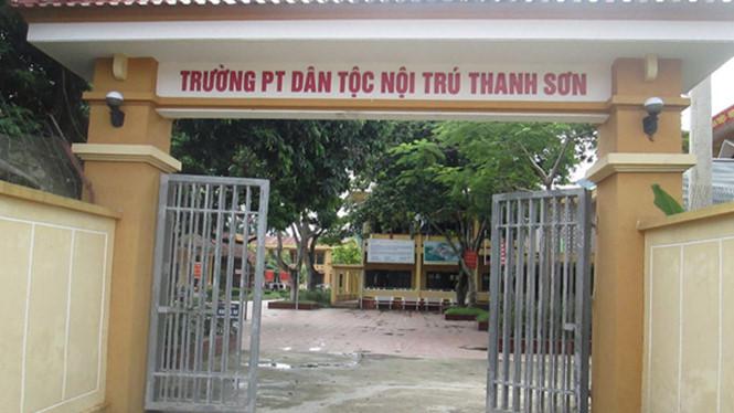 Sở GD&ĐT Phú Thọ báo cáo chính thức vụ hiệu trưởng lạm dụng tình dục học sinh nam 1