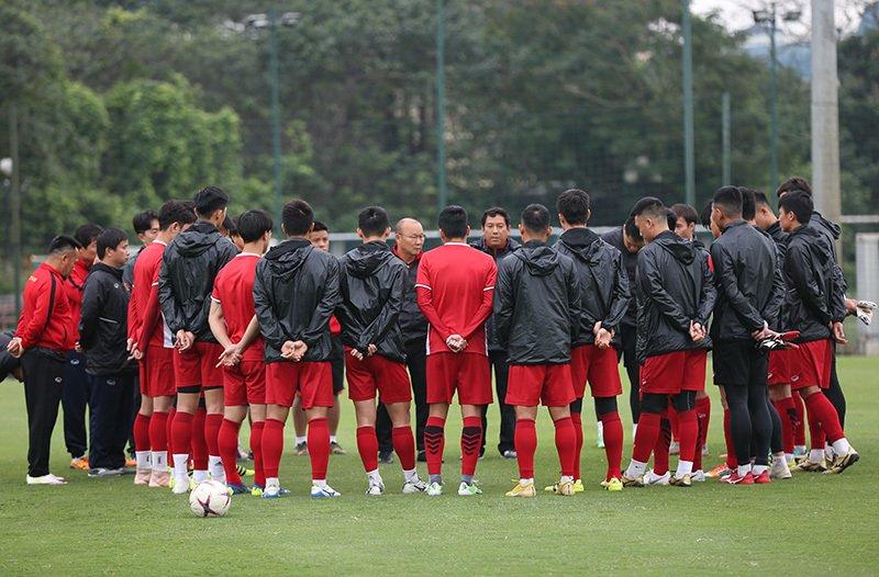HLV Park Hang-seo gọi thêm 6 cầu thủ lên tuyển Việt Nam chuẩn bị cho Asian Cup 1