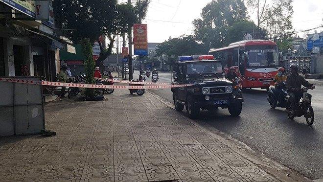 Tạm giữ 6 nghi can vụ  nam thanh niên bị đâm chết khi xuống đường mừng tuyển Việt Nam 1