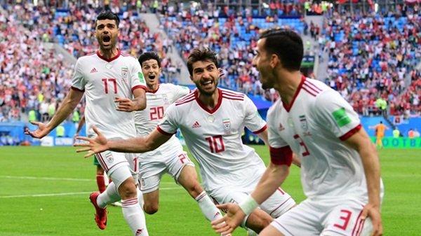 Iran triệu tập 11 cầu thủ dự World Cup 2018 đấu Việt Nam ở Asian Cup 1