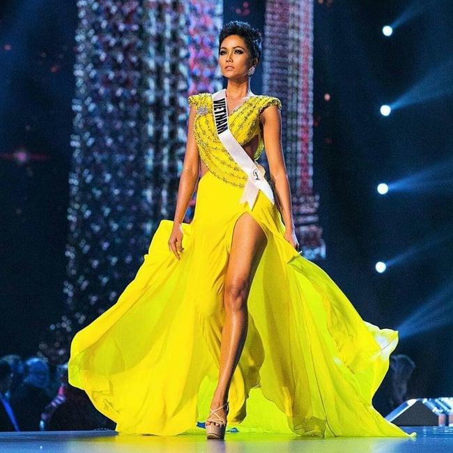 Lộ bảng điểm Miss Universe 2018, H'Hen Niê điểm cao chót vót vẫn trượt? 2