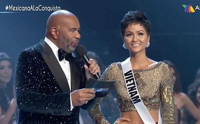 H'Hen Niê xin mọi người 'đừng trách chị phiên dịch ở Miss Universe' 3