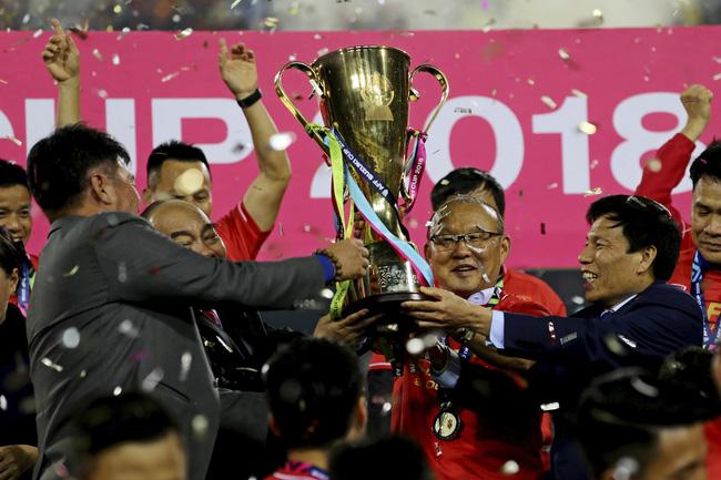 HLV Park Hang-seo lọt top tìm kiếm nhiều nhất tại Hàn Quốc năm 2018 1