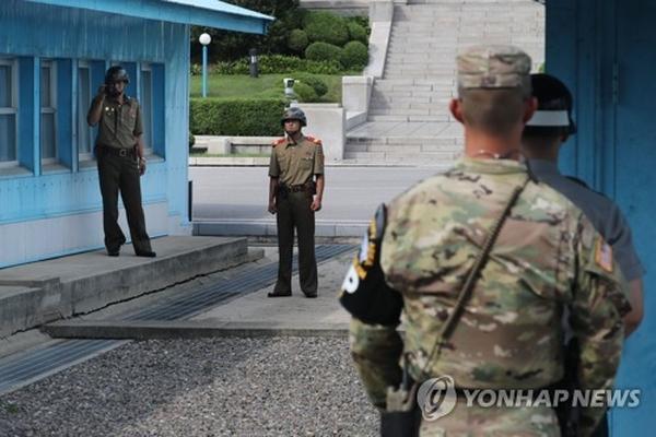 Hàn Quốc xác nhận đang tháo dỡ và phá hủy một số đồn gác biên giới Triều Tiên 1