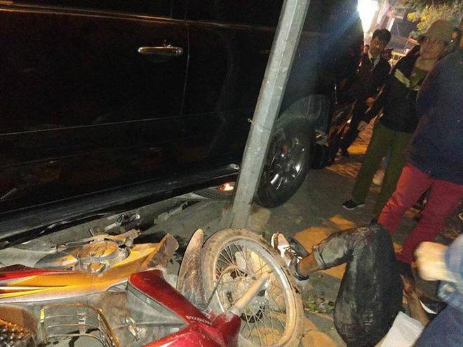 Nữ tài xế Lexus có nồng độ cồn khi đâm liên hoàn 9 xe ở Hà Nội đối diện mức án nào? 2
