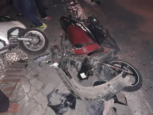 Nạn nhân vụ xe Lexus đâm liên hoàn tại Hà Nội: