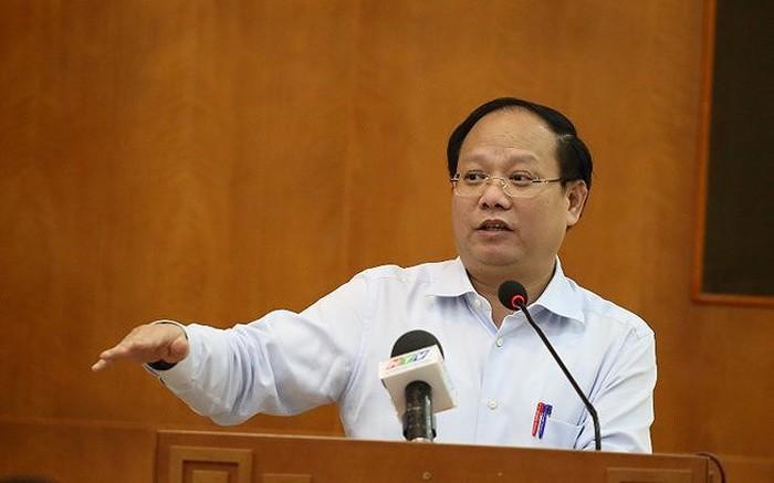 Ông Tất Thành Cang xin nghỉ phép 18 ngày, Thành ủy TP.HCM bố trí người làm việc 1