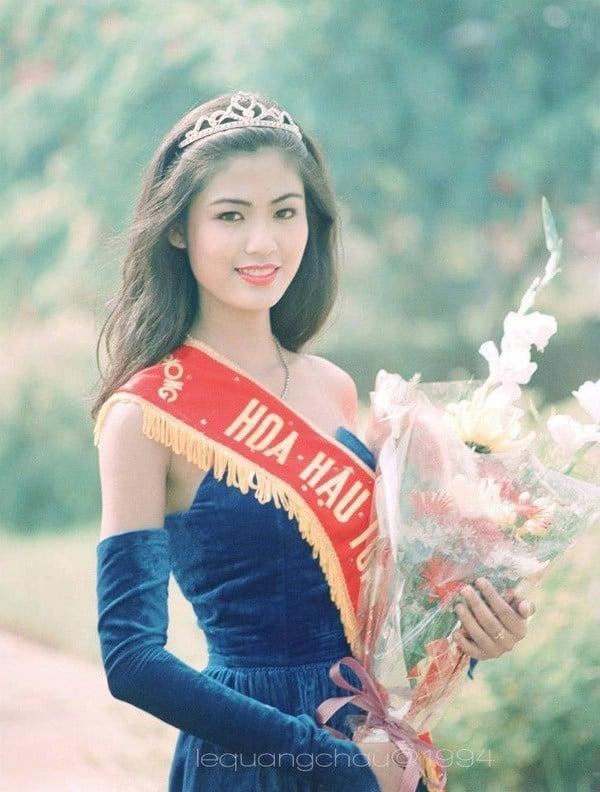 Những người đẹp tại cuộc thi Hoa hậu bị tố 'giật chồng' 4