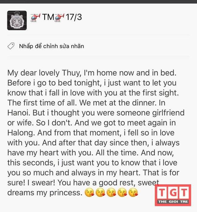 Cô gái Việt 'bạo gan' từ chối thái tử Malaysia nói về mối quan hệ trên tình bạn, dưới tình yêu là có thật 6