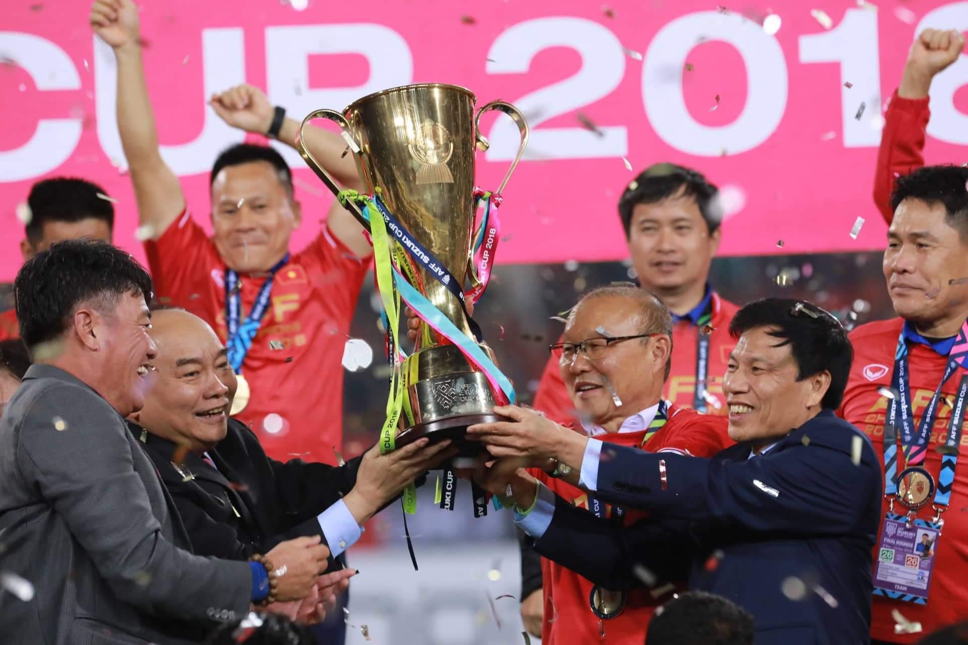Chiều nay, Thủ tướng tiếp các nhà vô địch AFF Cup 2018 1