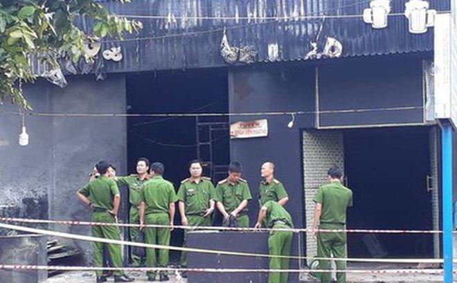 Diễn biến sốc vụ cháy nhà hàng 6 người chết ở Đồng Nai 1