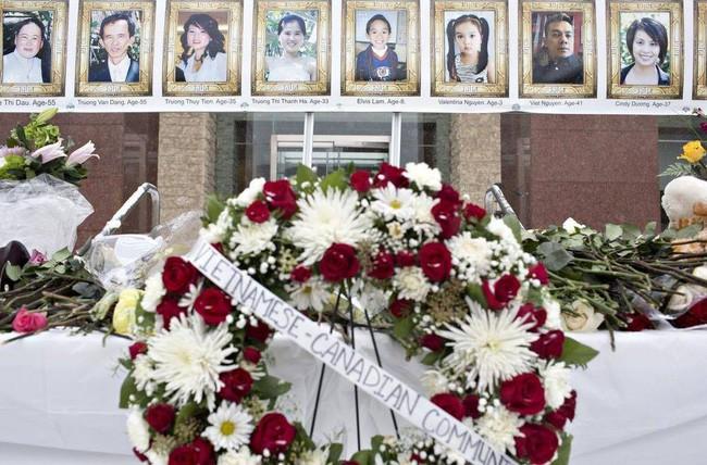 Từ bi kịch hôn nhân đến vụ thảm sát khủng khiếp gây chấn động cộng đồng người Việt ở Canada 6
