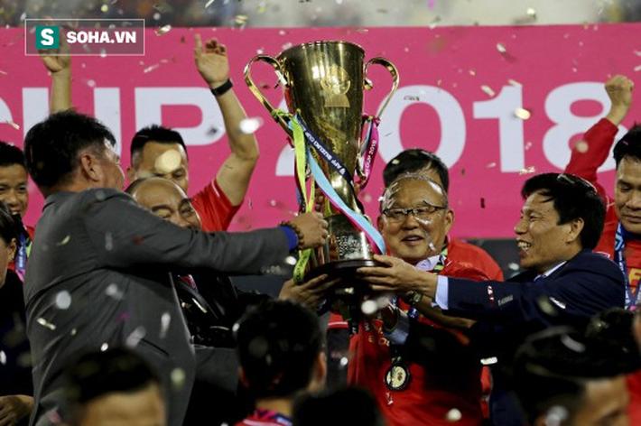 Báo Hàn Quốc: Tham vọng vĩ đại của HLV Park Hang-seo là đưa Việt Nam dự World Cup 2022 2
