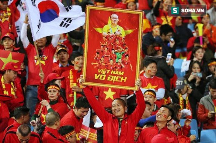 """Con số khổng lồ giúp tuyển Việt Nam có thêm """"lực lượng đồng minh"""" hùng hậu ở Asian Cup 2"""
