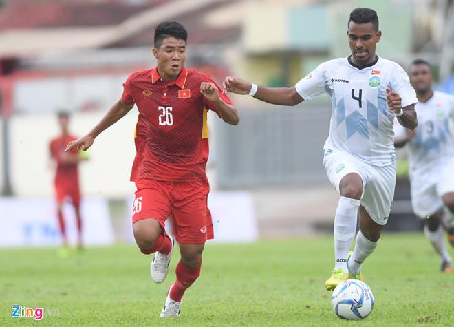 Lộ tên cầu thủ thay Anh Đức gánh vác sứ mệnh tại ĐT Việt Nam ở Asian Cup 2019? 1