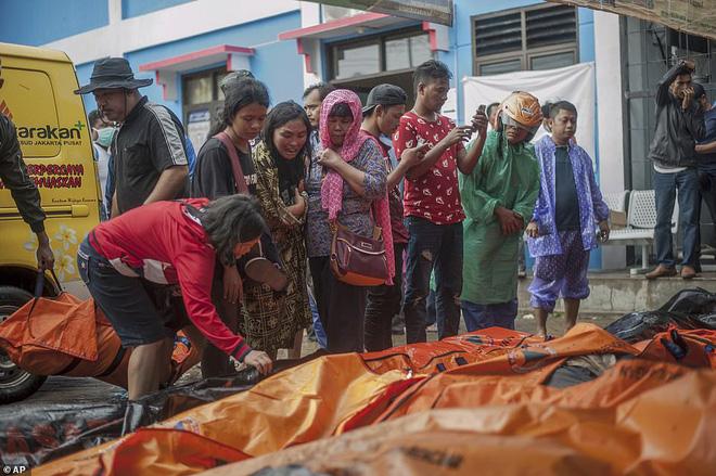 Sóng thần ở Indonesia: