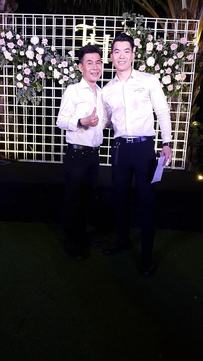 Đám cưới của Trương Nam Thành và nữ đại gia Hà Nội: Không cho khách mời chụp ảnh cùng vợ và nhiều quy tắc  4