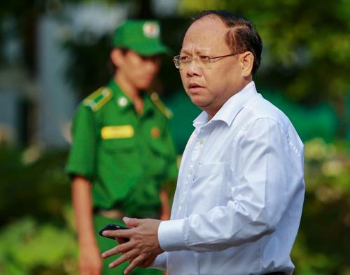 Ông Tất Thành Cang bị cách chức ủy viên Trung ương 1
