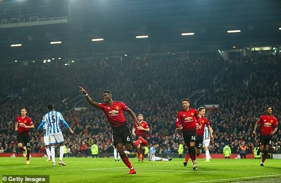 Tin thể thao HOT 27/12: Man United tiếp tục thể hiện khí thế kinh người dưới thời Solskjaer 1