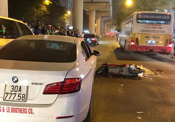 Tin tức tai nạn giao thông mới nhất ngày 28/12: Xe buýt chở hơn 20 khách lao xuống vực sau cú đối đầu xe ben  2