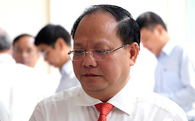 Mất chức Phó Bí thư Thường trực Thành ủy, ông Tất Thành Cang còn lại gì? 1
