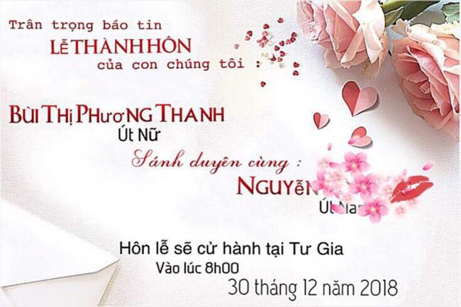 Vừa tung tin đám cưới vào ngày cuối năm, Phương Thanh đã bị fan'bóc mẽ' 2