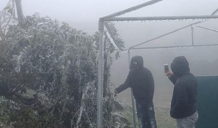 Dự báo thời tiết ngày 31/12: Bắc Bộ chìm sâu trong giá lạnh, vùng núi xuất hiện băng giá 1