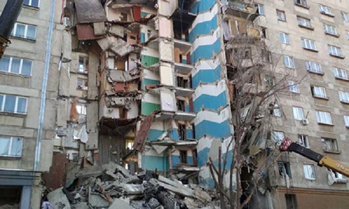 Nổ khí gas ở chung cư 10 tầng, hơn 80 người thiệt mạng và mất tích 1