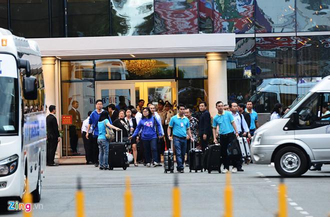 9 nạn nhân thoát chết trong vụ đánh bom tại Ai Cập về tới TP.Hồ Chí Minh 1