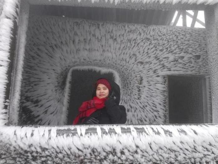 Sự thực thông tin Lạng Sơn cấm ôtô lên khu du lịch Mẫu Sơn ngắm băng tuyết 2