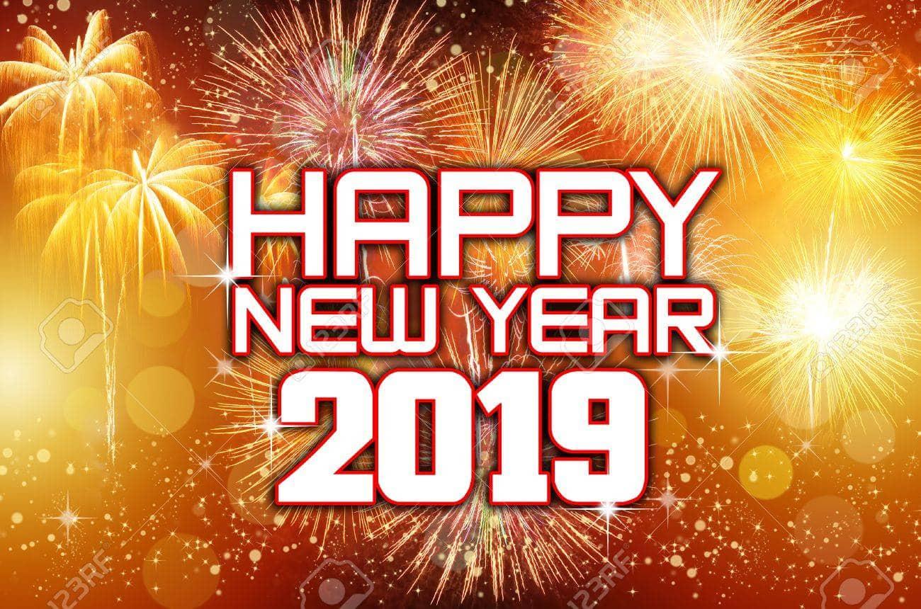 Top hình ảnh Chúc mừng năm mới 2019, Xuân Kỷ Hợi đẹp nhất 13