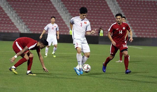Ai sẽ là người thay thế Đình Trọng ở tuyển Việt Nam tại Asian Cup 2019? 1