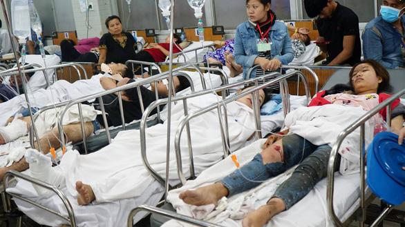 Tin mới nhất về sức khỏe của 13 nạn nhân tại BV Chợ Rẫy sau vụ tai nạn ở Long An 1