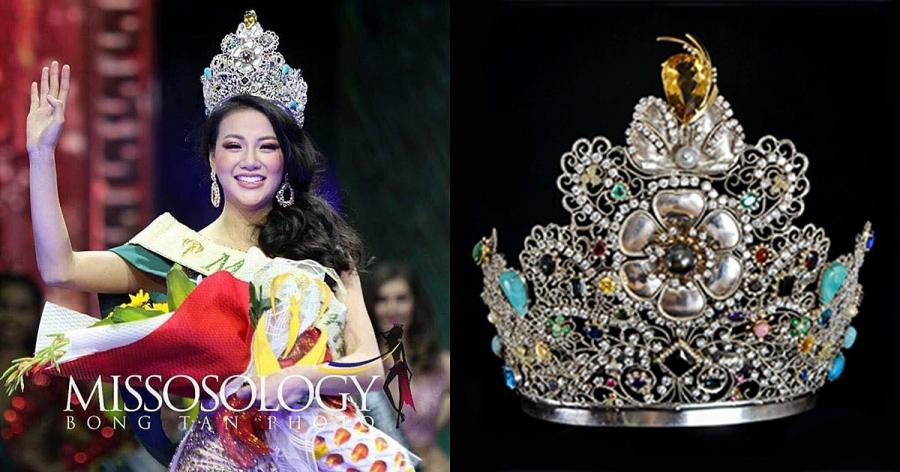 Mặc kệ bị tố mua giải, Hoa hậu Phương Khánh bất ngờ khoe vương miện 22 tỷ trên Facebook 2