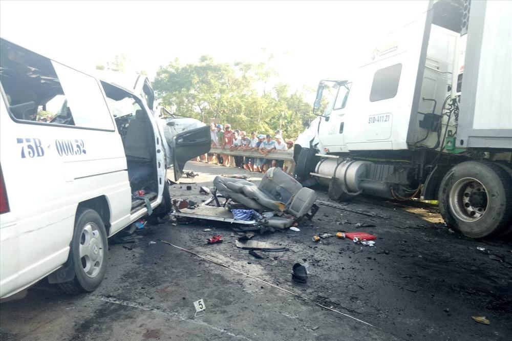 Năm 2018 xảy ra gần 19.000 vụ tai nạn giao thông, khiến hơn 8.200 người tử vong  1