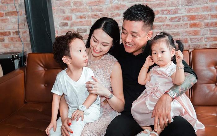 Tuấn Hưng tiết lộ bà xã hot girl đang mang bầu lần 3 1