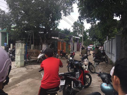 Thanh niên nghi ngáo đá sát hại mẹ và em ruột chấn động Khánh Hòa 1