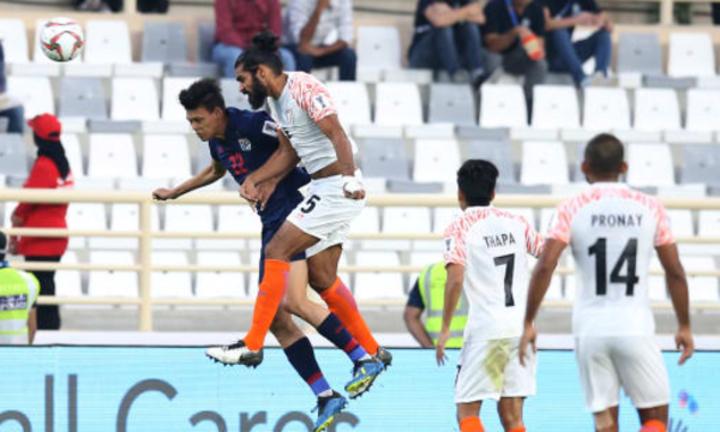 Asian Cup 2019: 5 lý do khiến Thái Lan thua đau Ấn Độ 1