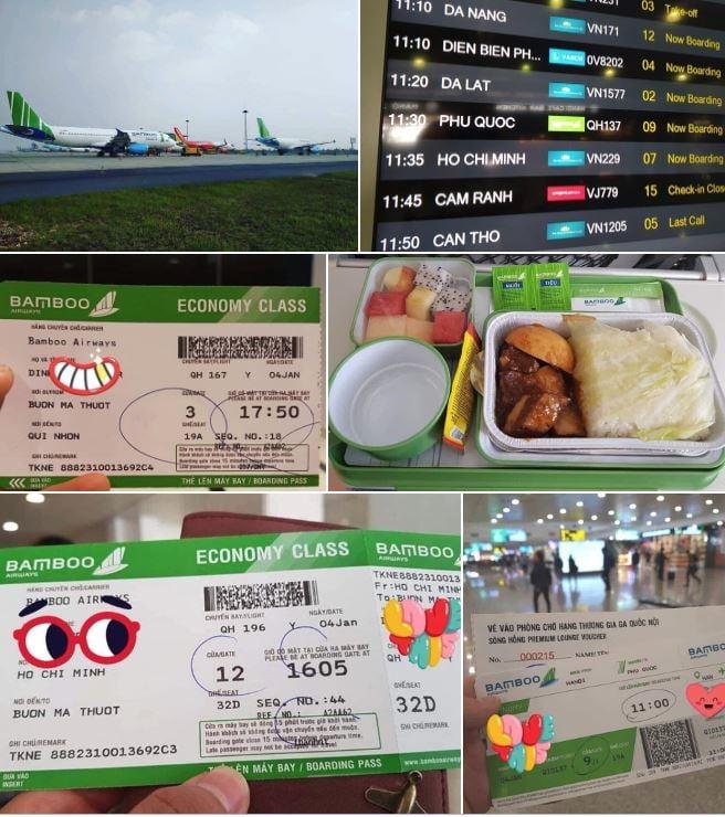 Xôn xao hình ảnh chuyến bay của Bamboo Airways trên đường băng 1