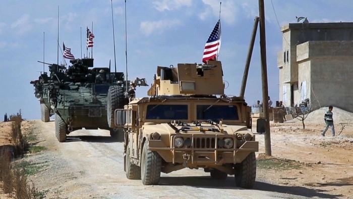 Mỹ đặt điều kiện về việc rút quân khỏi Syria 1