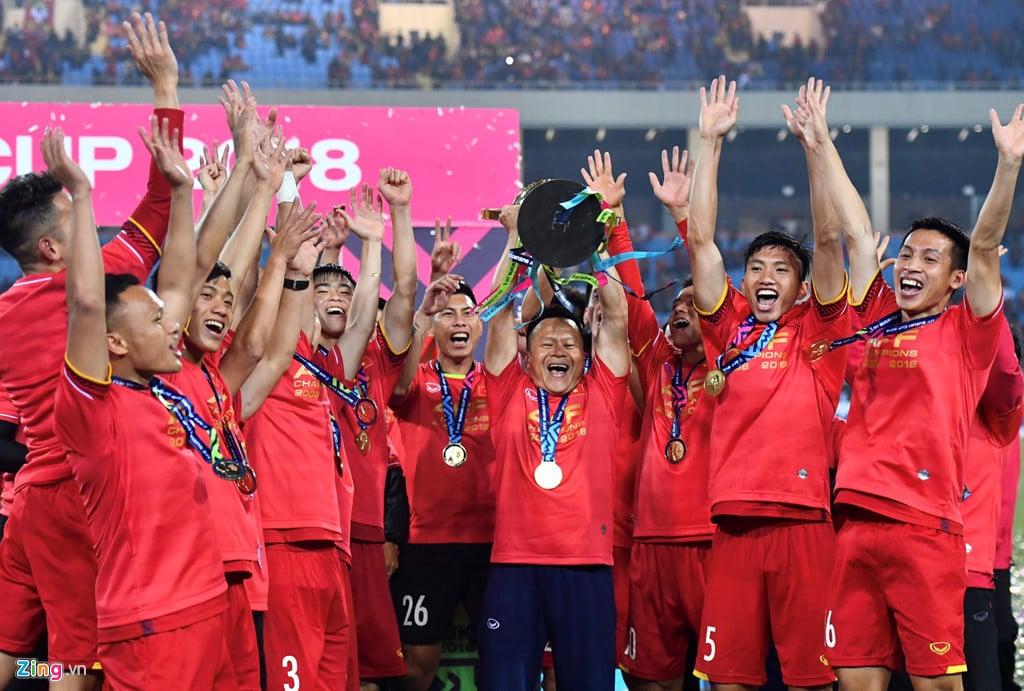 Báo Iraq: Tuyển bóng đá Việt Nam gây gấn tượng mạnh trong năm 2018 1